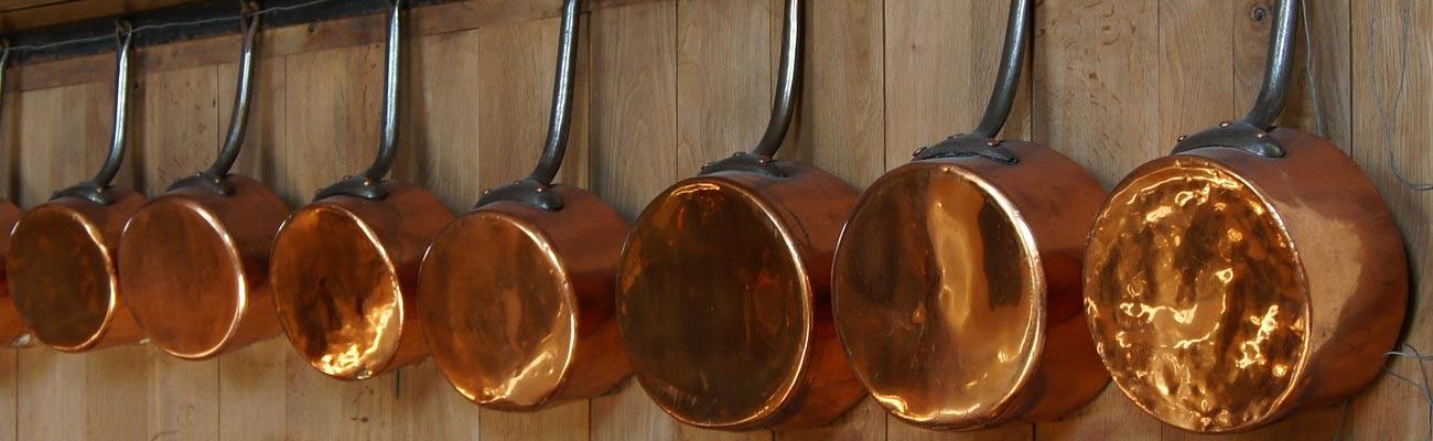 Kupferpfanne Induktion