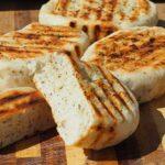 Pfannenbrot - Brot aus der Pfanne